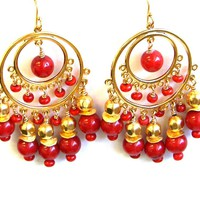 Spanish Fling Earrings