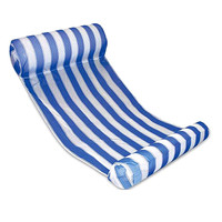 New Premium Swimming Pool Floating Water Hammock Lounge Chair (Blue)
