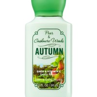 Travel Size Body Lotion Autumn