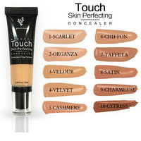 Younique Touch Mineral Liquid Foundation Professional Makeup Foundation Waterproof Face Liquid Concealer [9674085903]