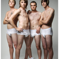 All Time Low Band Poster 11x17