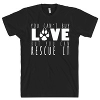 you cant buy love tshirt