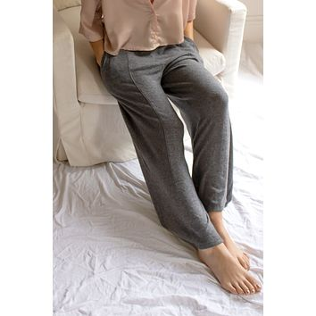 Piper Cropped Knit Pants
