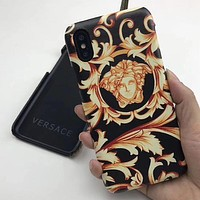 Versace Fashion iPhone Phone Cover Case For iphone 6 6s 6plus 6s-plus 7 7plus 8 8plus iPhone X XR XS XS MAX