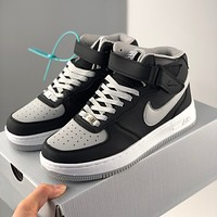 Nike Air Force 1 Fashionable high-top sneakers classic casual sports sneakers-1