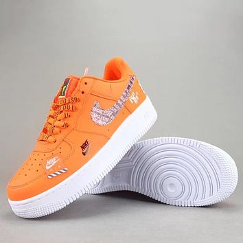 Trendsetter Nike Air Force 1'07 Prm Jdi  Women Men Fashion Casual Low-Top Old Skool Shoes