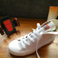 """""""Converse"""" Second Generation Fashion Casual High Help Shoes Unisex Canvas Shoes Couple Cloth Shoes  Sneakers"""