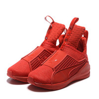 """PUMA"" Women Men Casual Running Sport Shoes Sneakers"