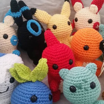 Pikachu Free Crochet Pattern (With images) | Pokemon crochet ... | 354x354