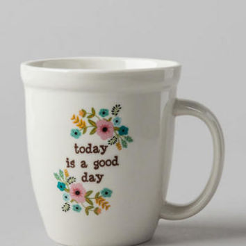 TODAY IS A GOOD DAY CERAMIC MUG