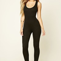 Stretch-Knit Jumpsuit