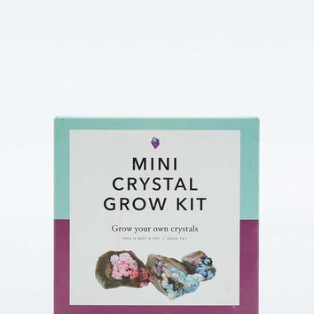Mini Crystal Grow Kit - Urban Outfitters