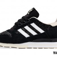 titolo adidas zx 500 og D65397Black/Running White/Bliss