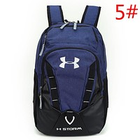 Under Armour Fashion New High Capacity Travel Couple Business Casual Backpack Bag