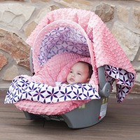 Kendra Carseat Canopy Whole Caboodle, Carseat Cover