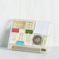 Scholastic Adorable as Planned Office Supply Set by kate spade new york from ModCloth