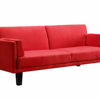 The Contemporary Mid-Century Style Sofa Bed