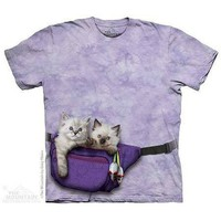 Fanny Pack Kittens T-Shirt