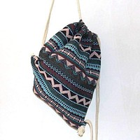 Festival Travelers Boho Backpack