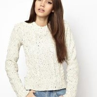 Daisy Street Cable Knit Jumper