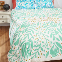 Revive For Success Duvet Cover in Full/Queen