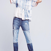 7 For All Mankind Josephina Mid-Rise Jeans