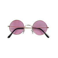 60's Style Round Sun Glasses on Sale for $5.95 at The Hippie Shop