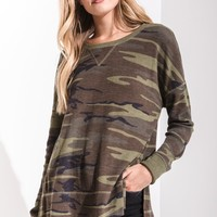 The Emerson Camo Thermal