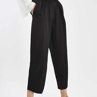 Cropped Mensy Trousers - Pants & Leggings - Clothing