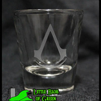Assassin's Creed Shot Glass