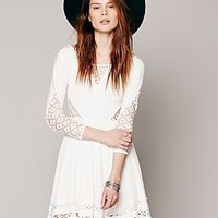 Free People Womens To the Point Fit & Flare
