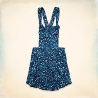 Huntington Beach Apron Dress