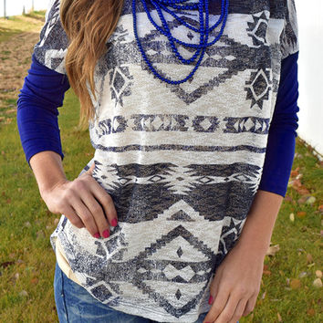 Cupshe Addiction To Me Ethnic T-shirt