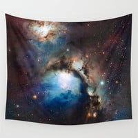 Wall Tapestry, Space Tapestry, Wall Hanging, Nebula Stars Sky, Space Wall Art, Large Photo Wall Art, Modern Tapestry, Home Decor