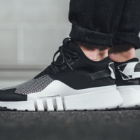 "17FW Adidas Y-3 Ayero Running Shoes ""Black White Net"" CG3169"