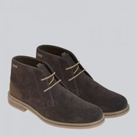 Barbour - Readhead Brown Boots | nigelclare.com