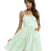 Disney The Princess And The Frog Dress