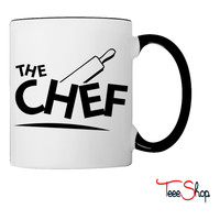 chef cook Coffee & Tea Mug