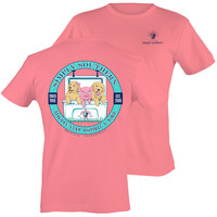 Simply Southern Preppy Puppies Pig T-Shirt