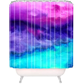 Beautiful Jacqueline Maldonado The Sound Shower Curtain