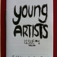 """Issue 1 of """"Young Artists"""""""