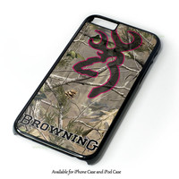 Browning Deer Camo Design for iPhone and iPod Touch Case