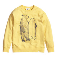 Sweatshirt with a print   Product Detail   H&M