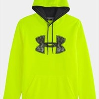 Under Armour Storm Armour Uncontested Big Logo Hoodie for Men in High