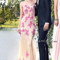 Alyce Prom 6430 Alyce Paris Prom Lillian's Prom Boutique