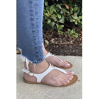 Everyday Sandal- White
