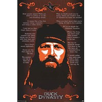 Duck Dynasty Jase Funny Quotes TV Show Poster 22x34