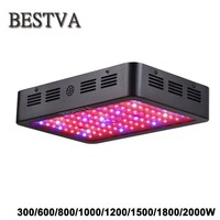 BestVA Full Spectrum LED Grow Light of Your Choice Wattage! High Yield, Low Power Cannabis SpaceShip