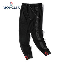 Moncler Fashionable Women Men Casual Print Running Pants Trousers Sweatpants