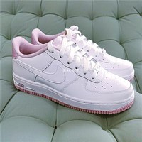 Nike Air Force 1 Women's Low-Top Personality Fashionable Wild Breathable Cushioning Sneakers Shoes